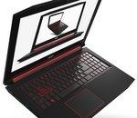 Acer : un PC portable gamer doté d'une GeForce GTX 1650 en fuite