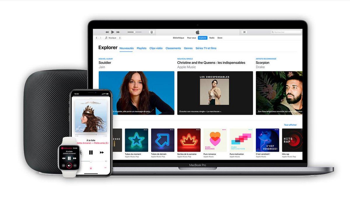 Apple Music © Apple