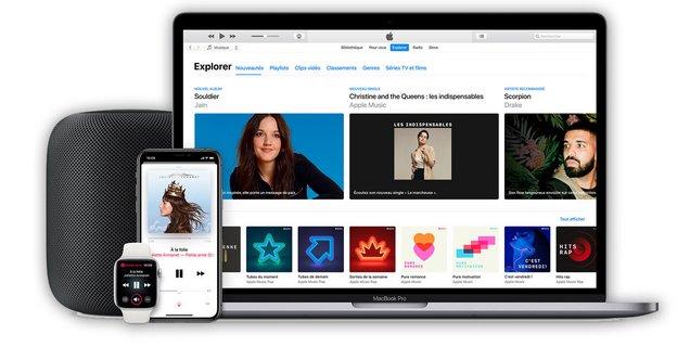 Apple Music : une période d'essai doublée pour les étudiants américains