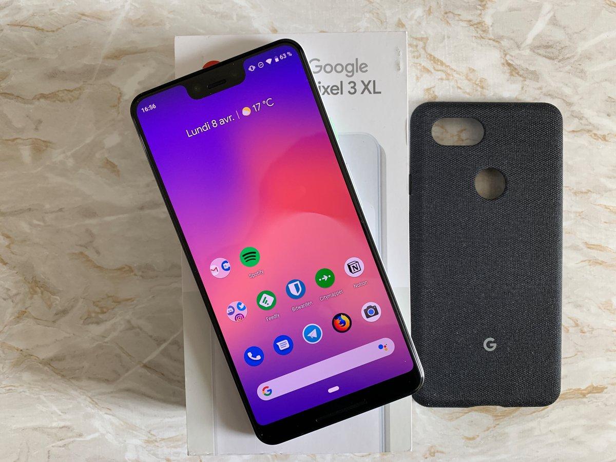 Google Pixel 3 XL test