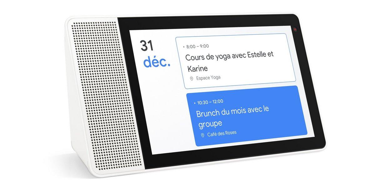 Écran intelligent Lenovo Smart Display