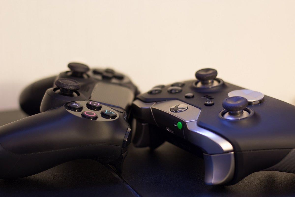 consoles jeu © TheXomil / Pixabay