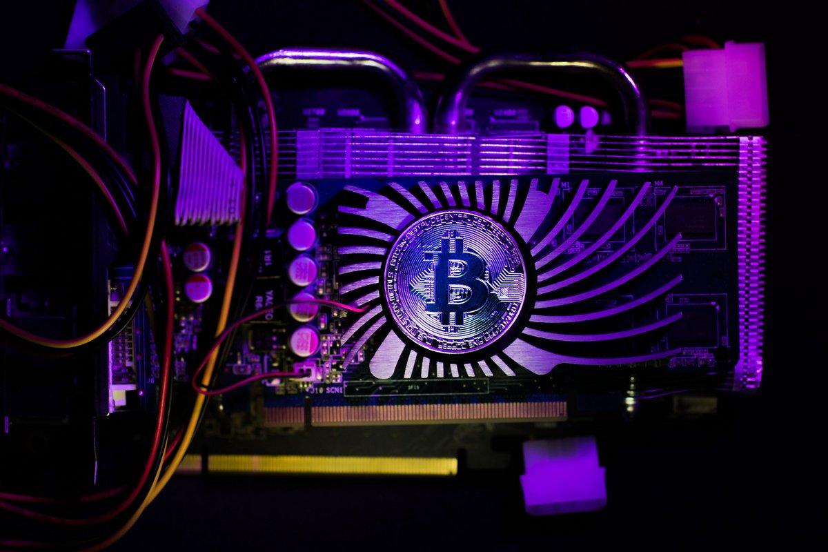 Crypto minage