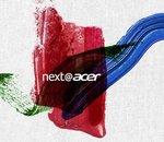 Acer : suivez en direct la conférence Next@Acer à 17h