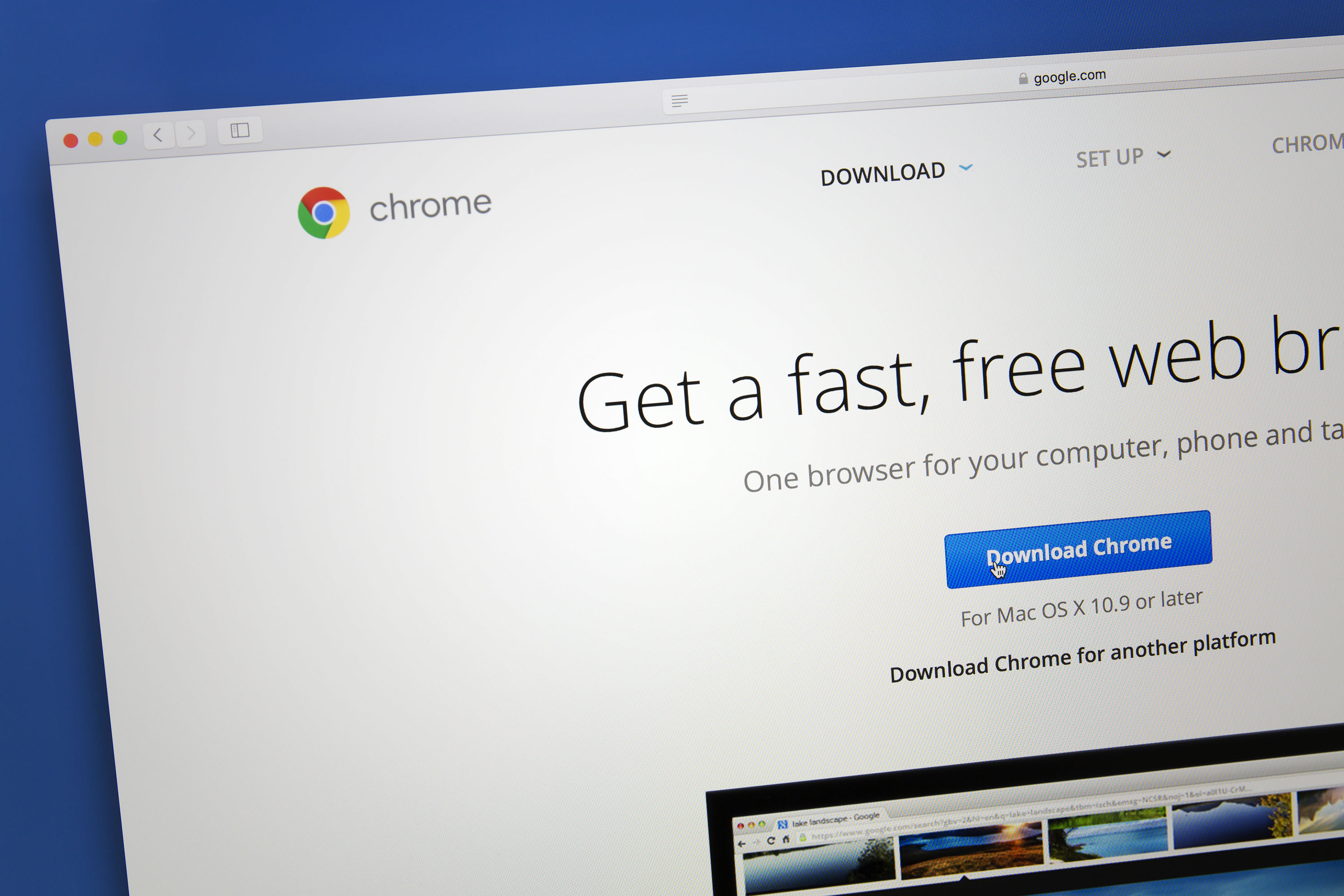 Chrome pour Windows on ARM est prêt mais Google se refuse à le publier