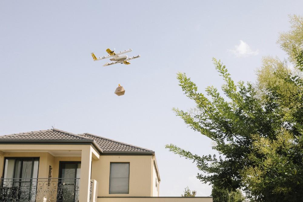 Wing, le service de livraison par drone d'Alphabet se lance en Australie