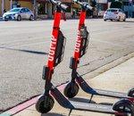 Uber, propriétaire de Jump, a dû retirer ses engins électriques de plusieurs villes