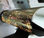 LG dépose un brevet pour un smartphone pliable et transparent