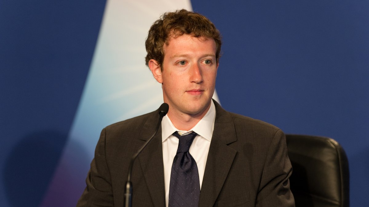 Mark Zuckerberg © Frederic Legrand - COMEO / Shutterstock.com