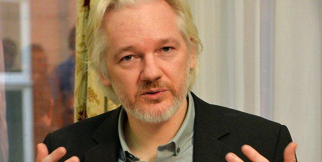 Le fondateur de Wikileaks Julian Assange a été arrêté par la police britannique