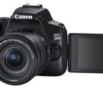 Canon confirme son plus petit réflex jusqu'à présent, l'EOS 250D
