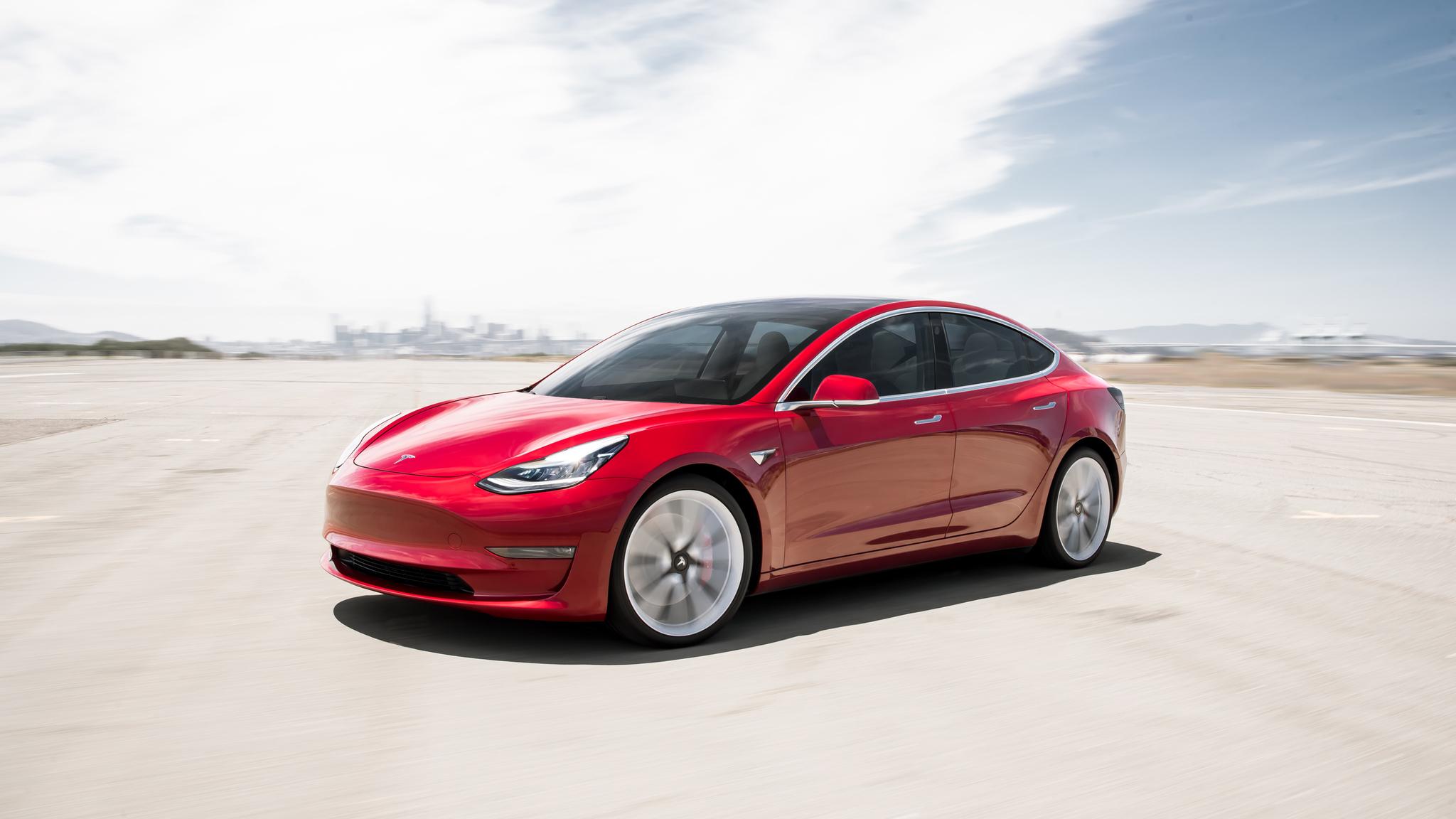 La Tesla Model 3 est la voiture qui se vend le mieux en Norvège, aux Pays-Bas et en Suisse