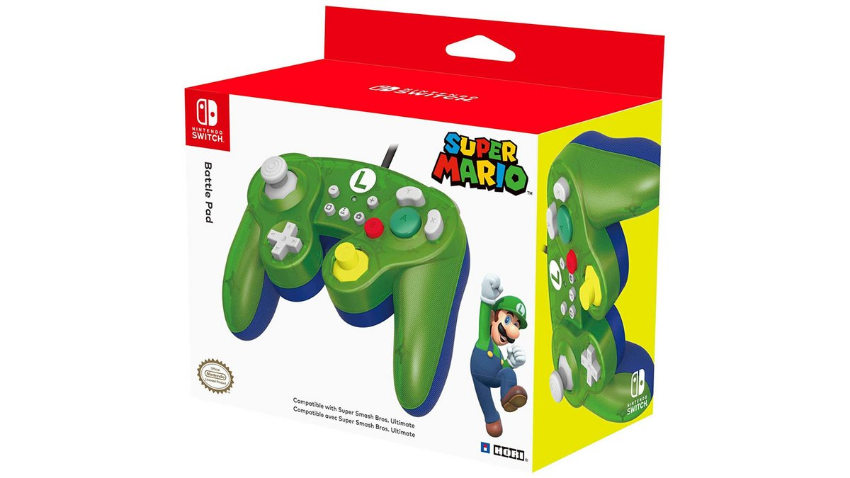 Manette Luigi