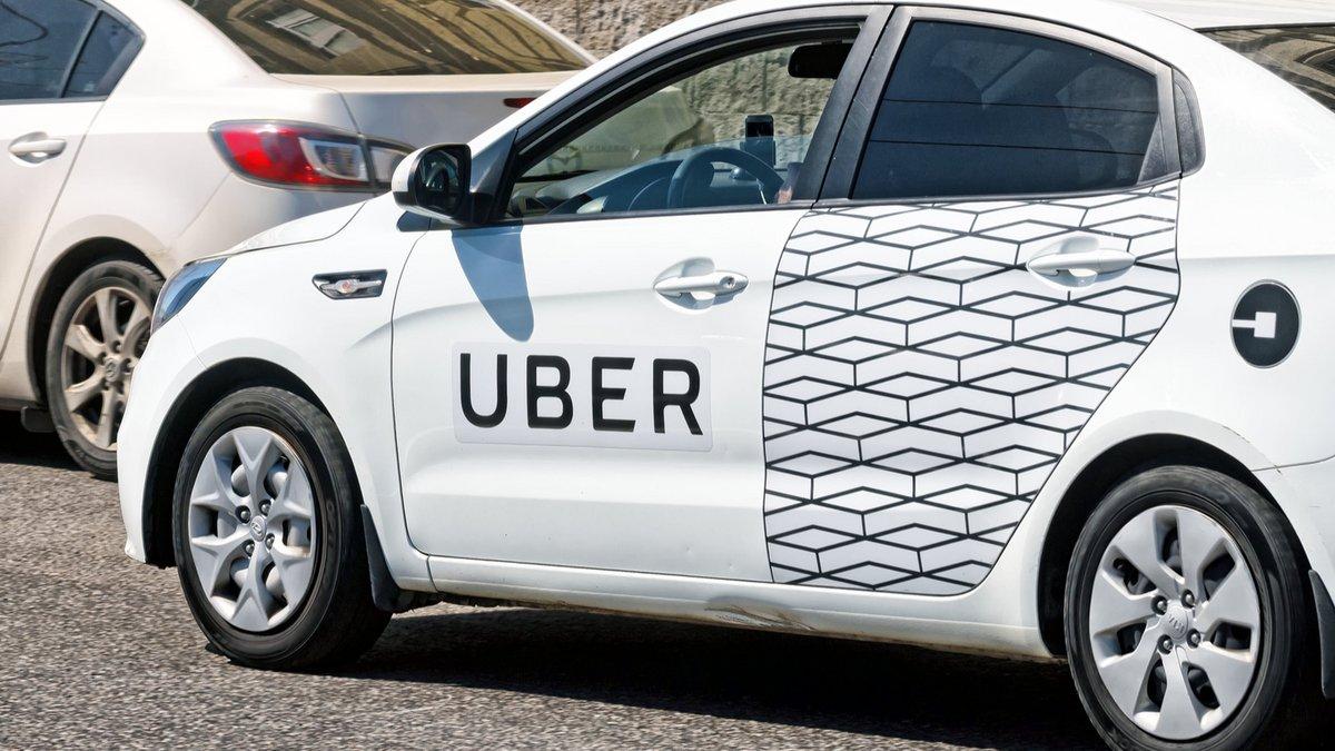 Uber © vaalaa / Shutterstock.com