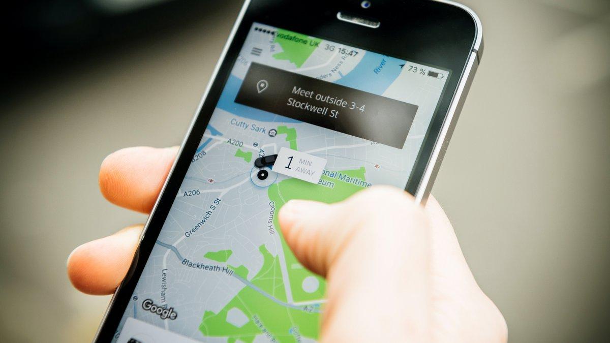 Uber © Hadrian / Shutterstock.com