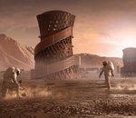 Voici les premières images des potentielles futures habitations des astronautes sur Mars