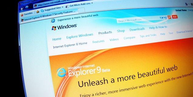 Une faille dans Internet Explorer met vos données en péril, même si vous ne l'utilisez pas