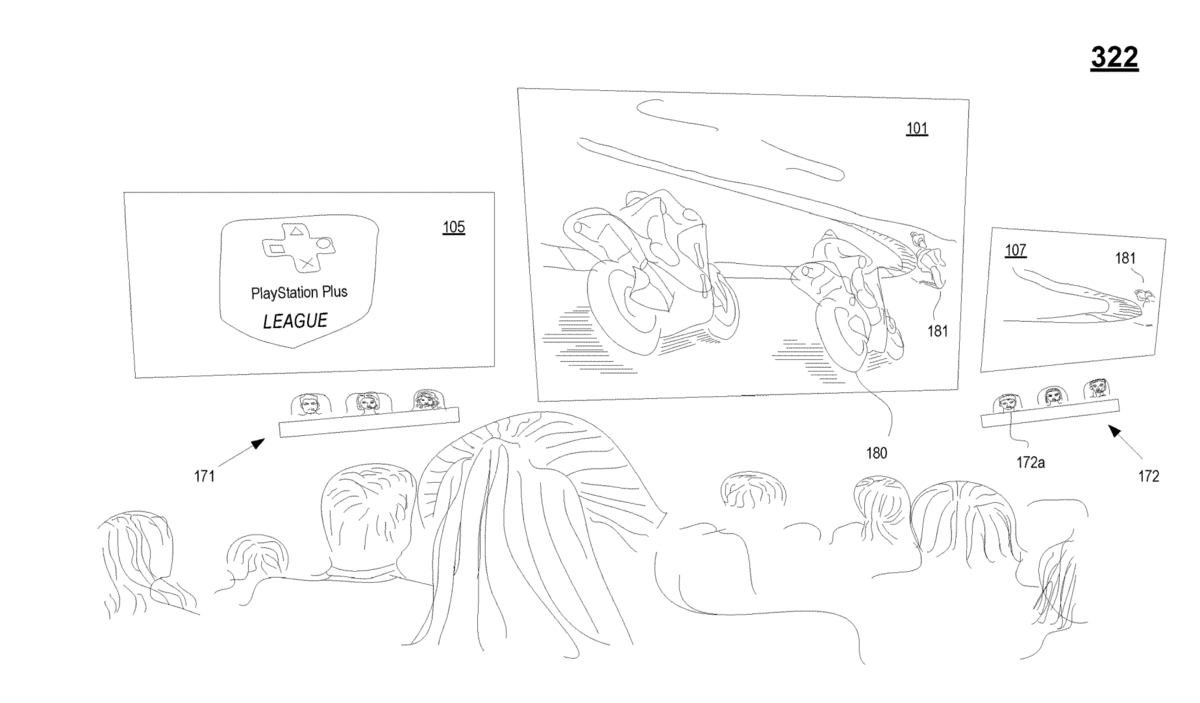 Sony PlayStation VR brevet 1