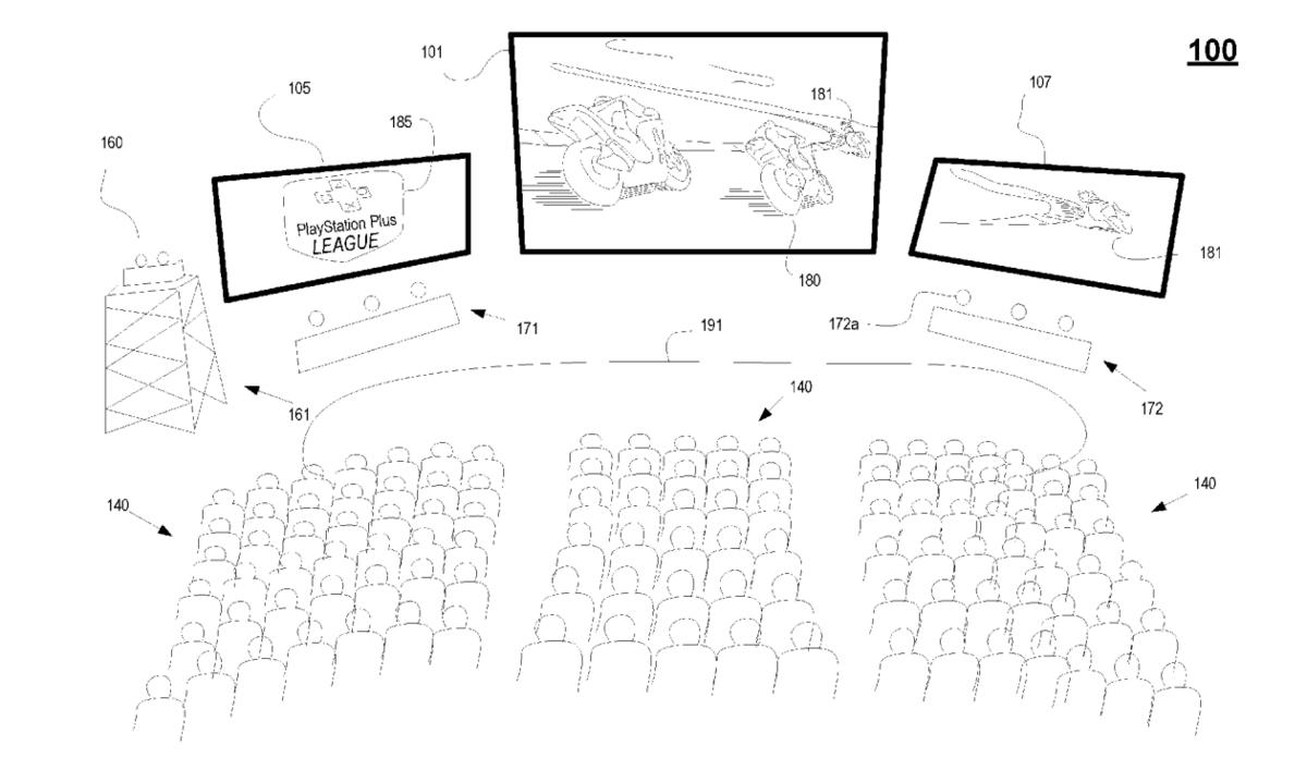Sony PlayStation VR brevet 2