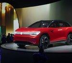 L'ambitieux électrique I.D. Roomzz de Volkswagen se dévoile au Salon de Shanghai