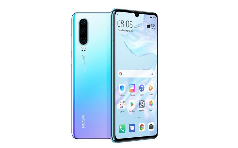coque double face huawei p30