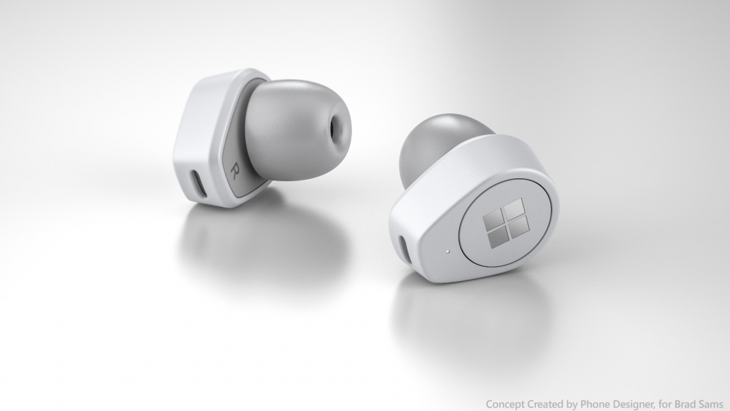 Microsoft Surface AirPods
