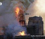 L'IA de YouTube a confondu des vidéos de Notre-Dame avec les attaques du 11 septembre