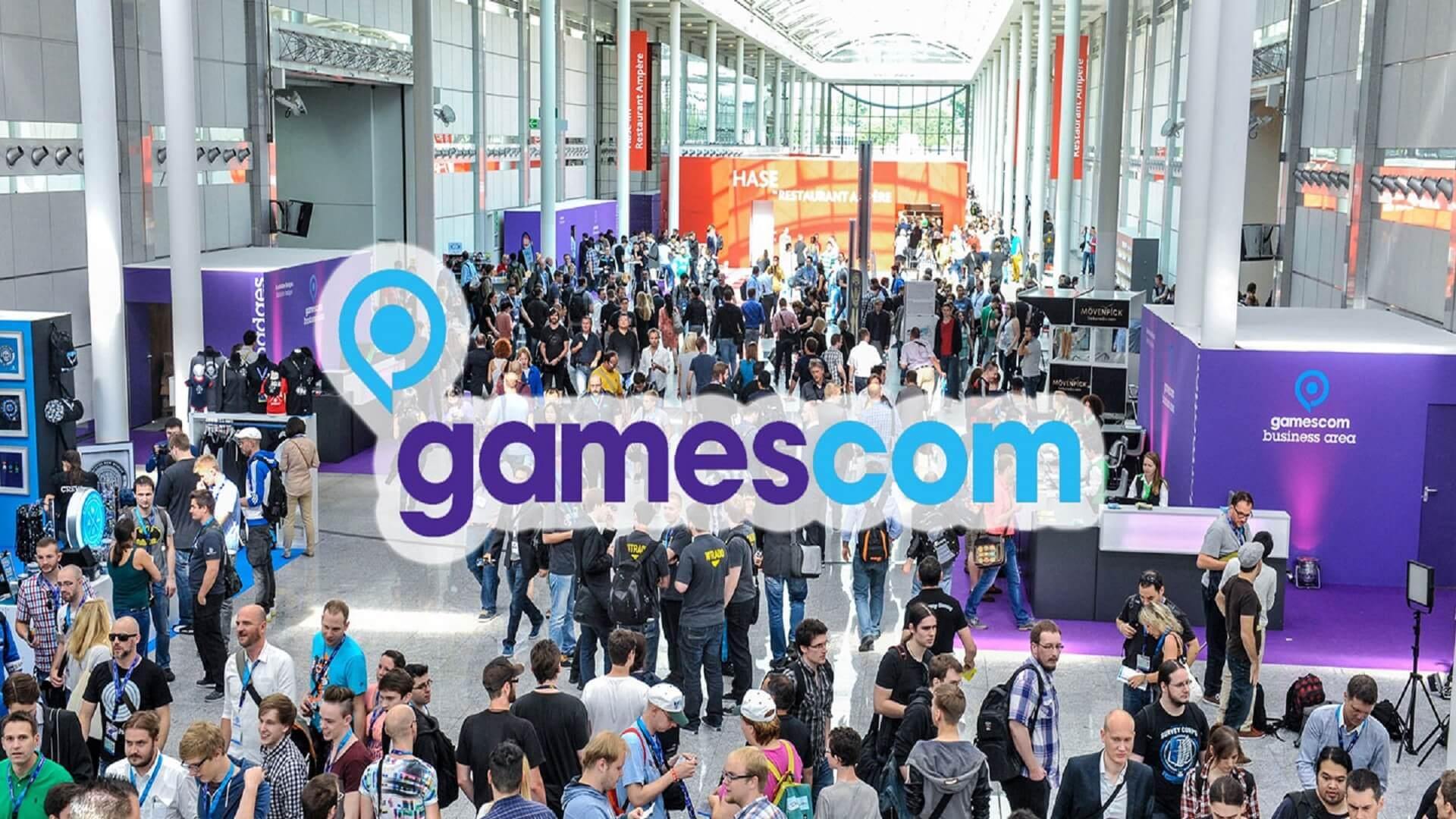 Gamescom Programm