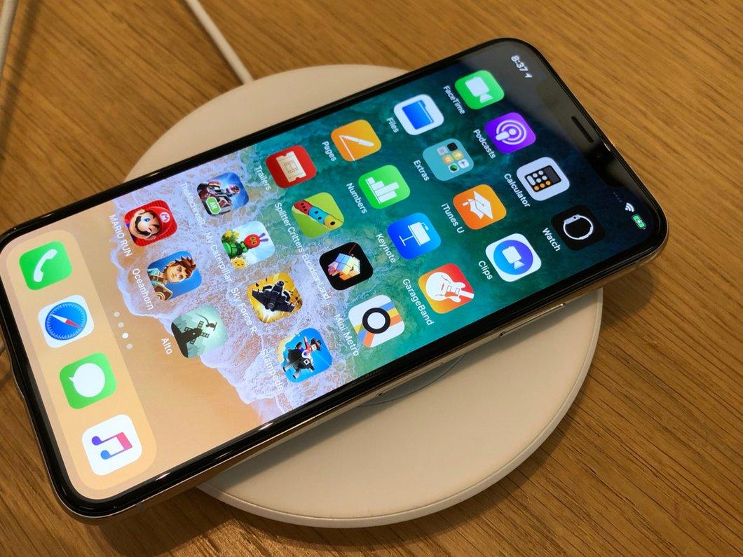 Le Meilleur Chargeur Sans Fil pour iPhone et Samsung Galaxy