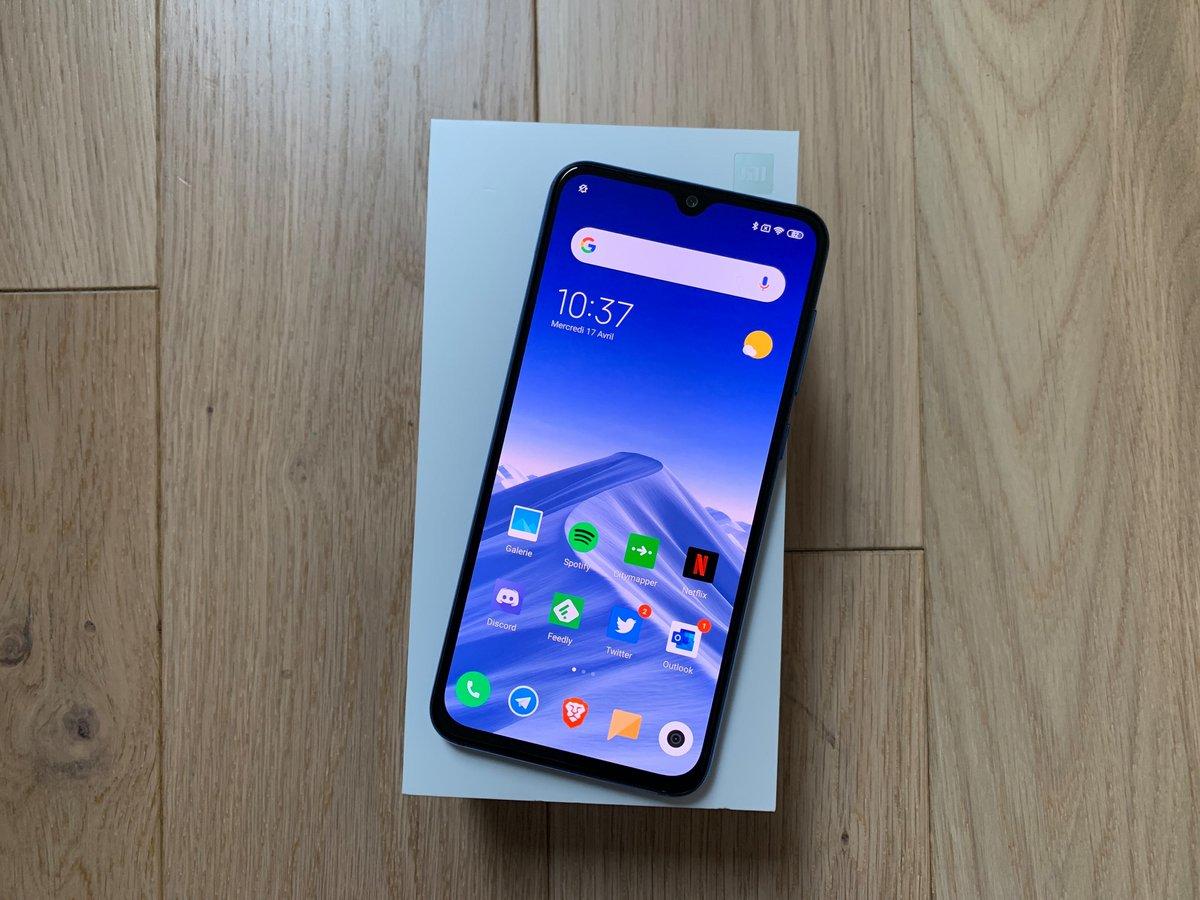 Xiaomi Mi 9 SE test