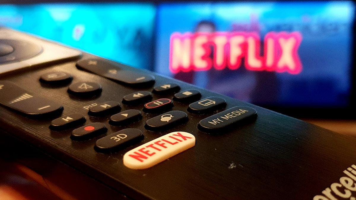Netflix ©hazartaha / Shutterstock.com