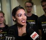 Alexandria Ocasio-Cortez, plus jeune élue du Congrès américain, quitte Facebook