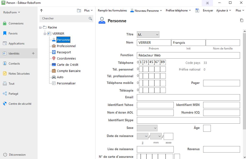 Meilleur gestionnaire mot de passe Windows: Comparatif 2020