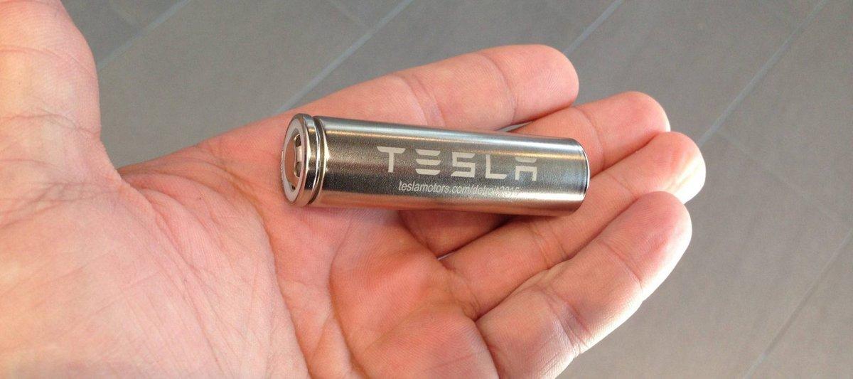 Tesla batterie