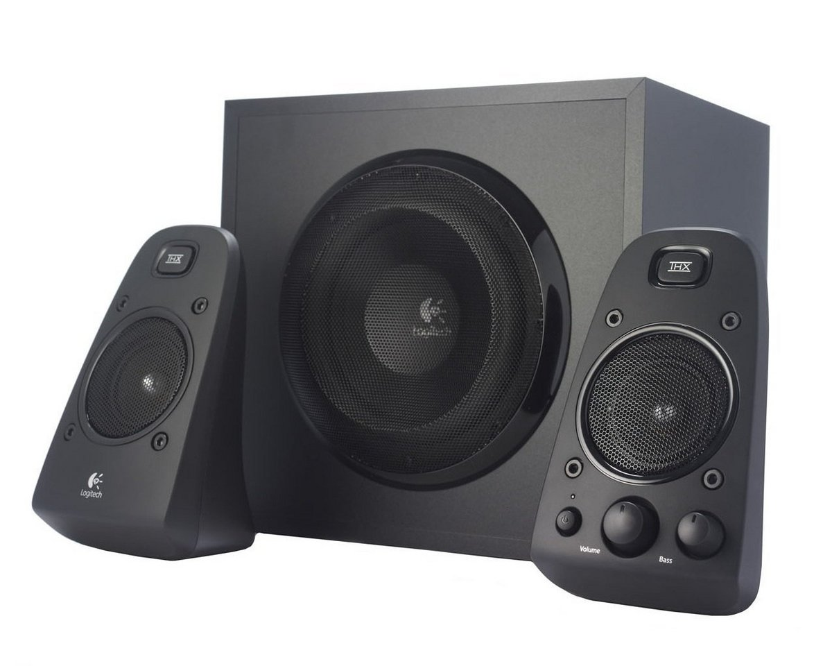 Haut-parleurs logitech Z623