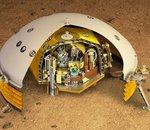 Le sismomètre français d'InSight enregistre des tremblements de terre sur Mars
