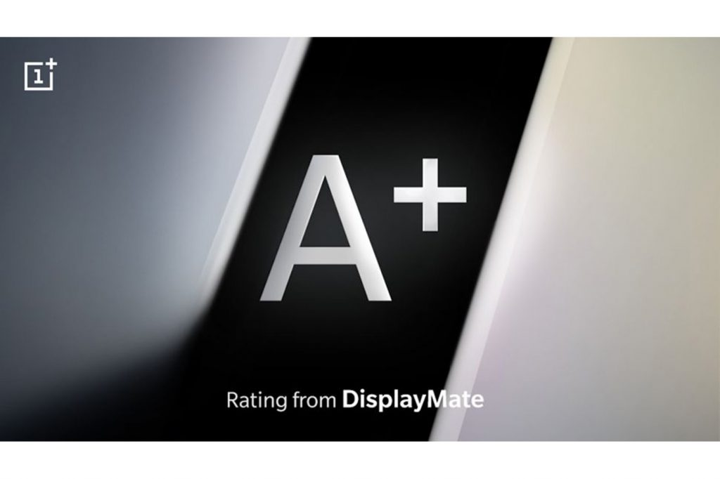 OnePlus 7 DisplayMate