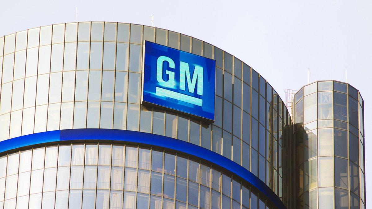 General Motors © Linda Parton / Shutterstock.com