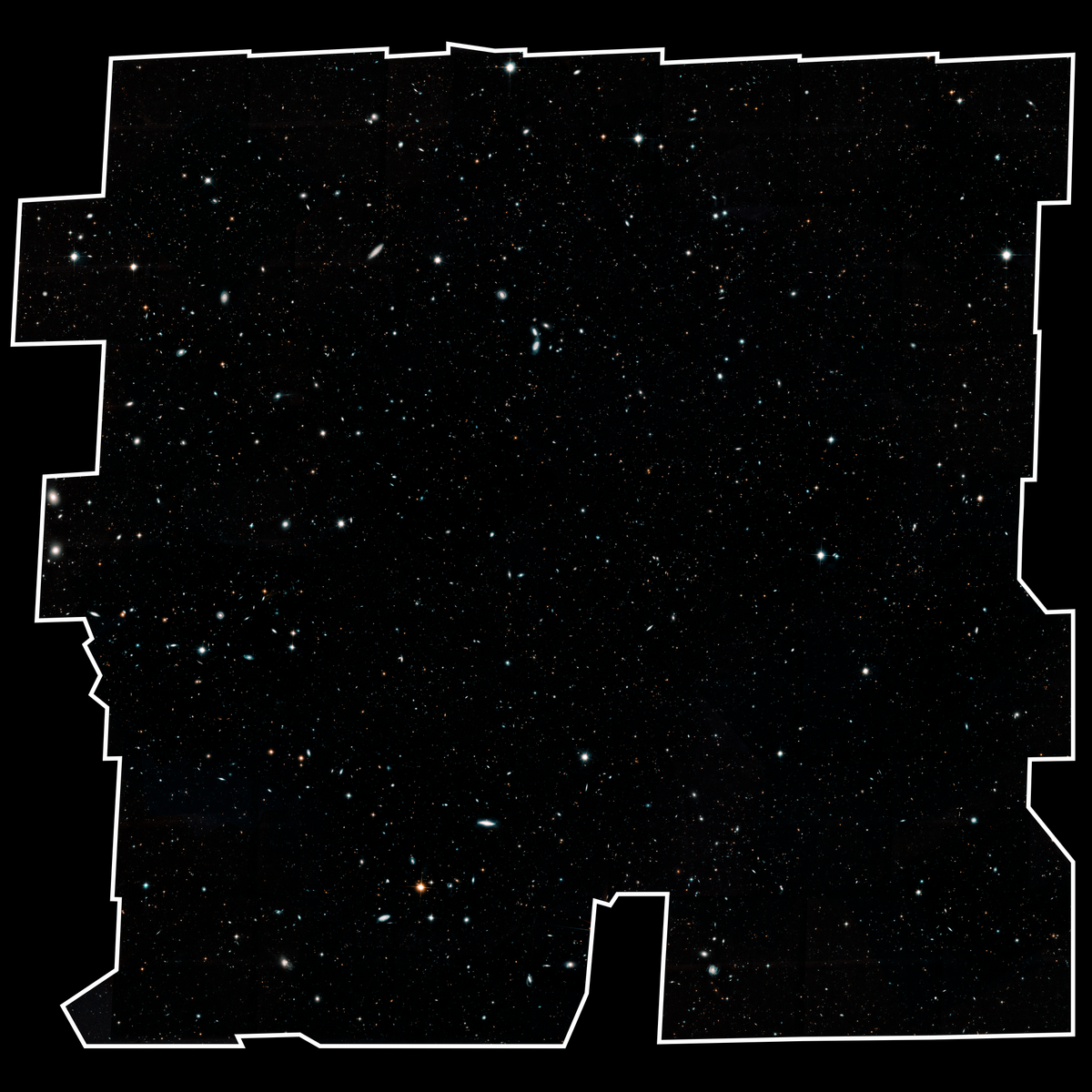 Hubble Legacy Field