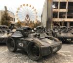 Isotopium Tchernobyl : pilotez un robot dans une reproduction de la ville fantôme de Prypyat