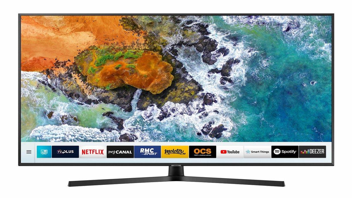 TV LED Samsung 4K