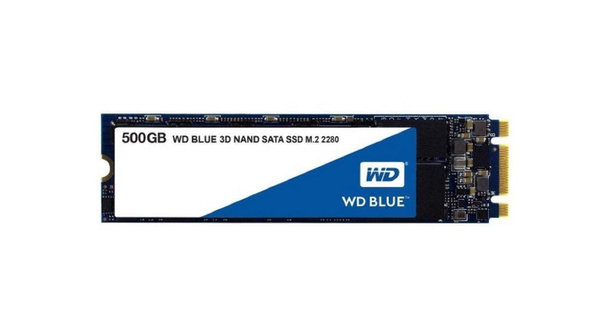 SSD interne Western Digital