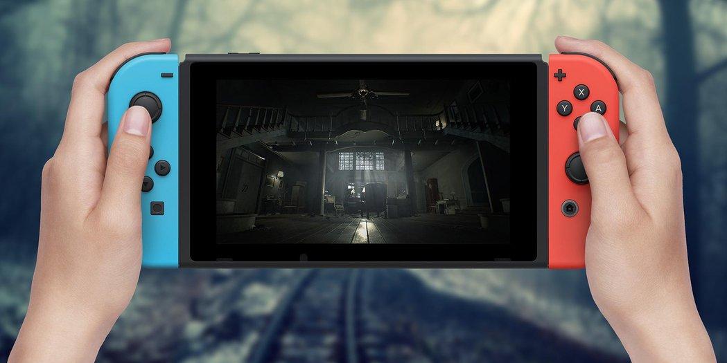 Resident Evil Switch