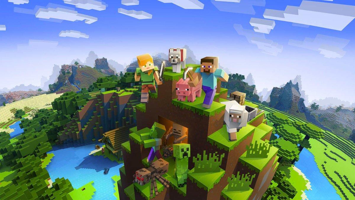 Minecraft Soffre Un Boost Graphique Réservé Aux