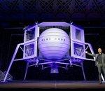 Blue Moon : Jeff Bezos présente son projet d'alunisseur