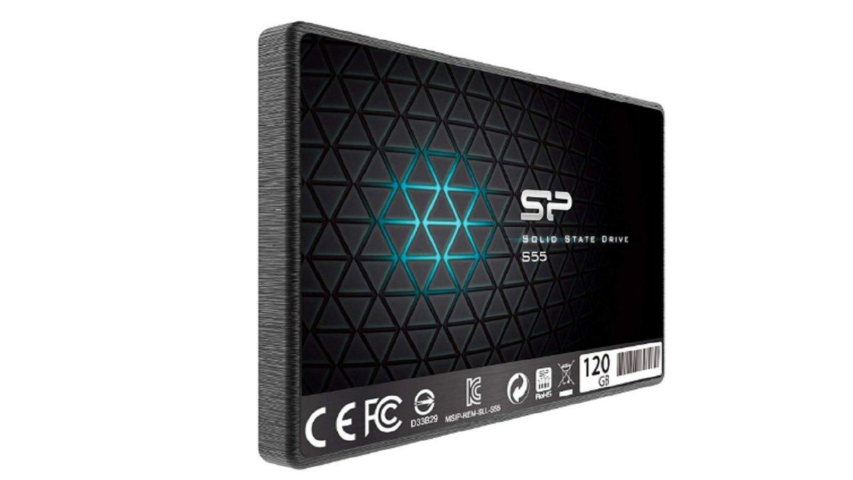 SSD Silicon 120 Go