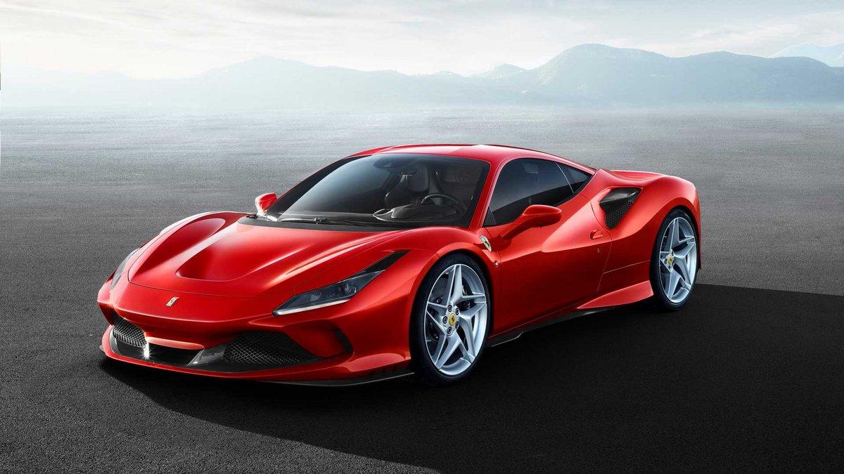 F8 Tributo - Ferrari
