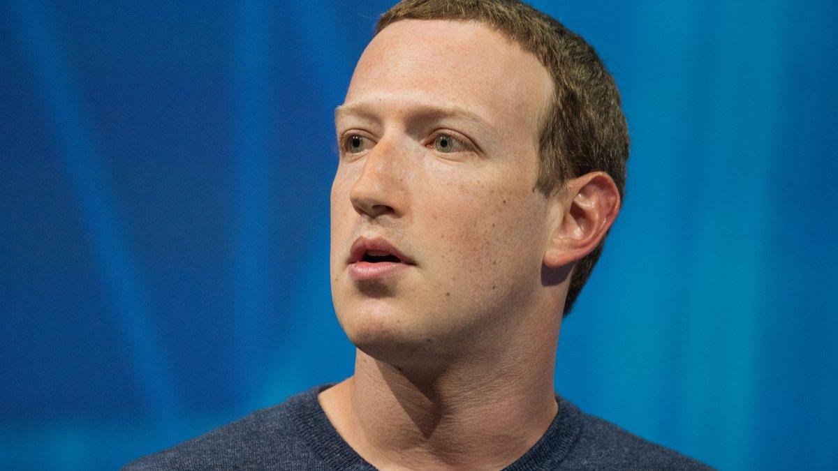 Mark Zuckerberg ©Frederic Legrand - COMEO / Shutterstock.com