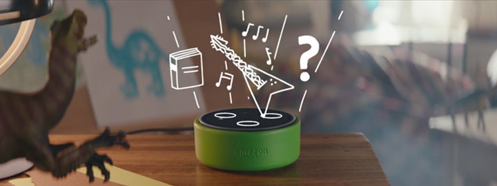 Amazon Echo Dot Kids