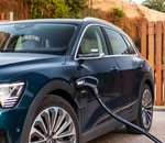 Audi fait la promotion de son e-tron... aux stations de recharge Tesla